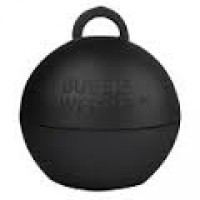 Bubble Weight - Black -  25ct