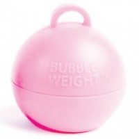Bubble Weight - Pale Pink - 25ct
