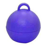 Bubble Weight - Deep Purple - 25ct