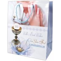 Communion Gift Bag Boy Pack of 6