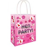 Hen Party Bag With Handles 22x18x8cm