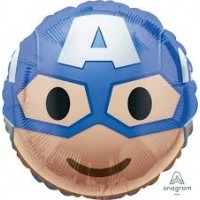 "Captain America - 18"" Foil Balloon"