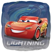 "Cars Lightening - 18"" foil balloon"