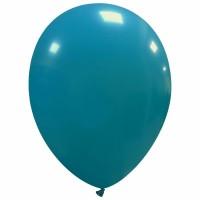 """Superior 12"""" Turquoise Latex 100ct"""