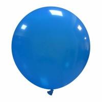 "24"" Light Blue Latex Balloon 1ct"