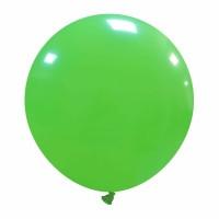 "24"" Light Green Latex Balloon 1ct"