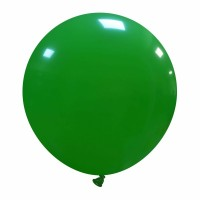 """24"""" Forest Green Latex Balloon 1ct"""