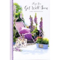 Hoping That You Get Well Soon - Pack Of 12