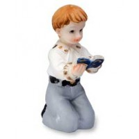 Communion Boy Small H.50mm - 12 per pack
