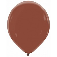 "Chocolate Superior Pro 13"" Latex Balloon 100Ct"
