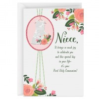 Communion Niece Pack of 12