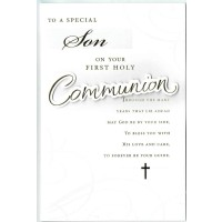 Communion Son Pack of 12