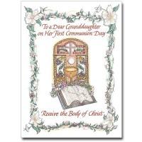 Communion Granddaughter Pack of 12