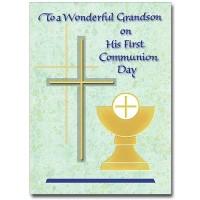 Communion Grandson Pack of 12