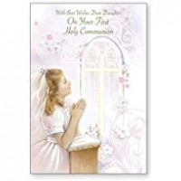 On Your First Communion Day Wishing You All The Best  12pk