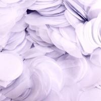 White Paper Dots Confetti (100g)
