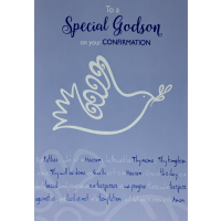 Confirmation Godson Pack of 12
