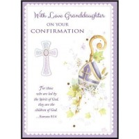Confirmation Granddaughter Pack 0f 12