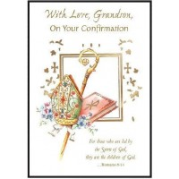 Confirmation Grandson Pack 0f 12