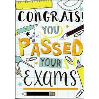 Congrats you Passed your Exams Pack of 12