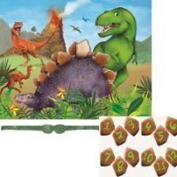 Dinosaur Party Game for 12 1ct