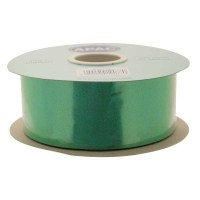 Emerald Green Poly Ribbon (2 inch x 100yds)