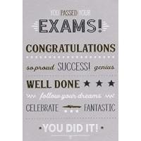 Exam Congrats Pack of 12