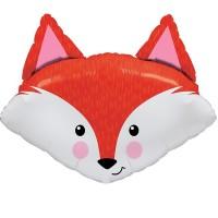 "Fabuloux Fox  33""  Supershape Foil Balloon"