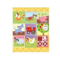 Farm Party Loot Bags 8ct