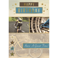 Birthday Wishes - Open Male - Pack Of 12