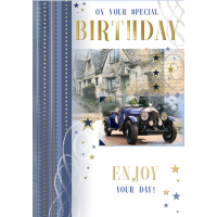 Special Birthday - Open Male - Pack Of 12