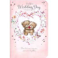 On Your Wedding Day - Wedding Day Wishes - Pack Of 12