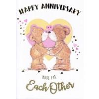 Happy Anniversary - Pack Of 12