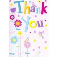 Just To Say Thank You - Pack Of 12