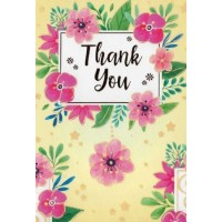 Thank You - Pack Of 12
