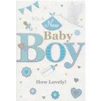 It's A Baby Boy - Pack Of 12
