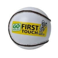GAA Scór-Mór First Touch Sliotar - Yellow