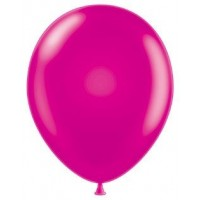 "12"" Fuchsia Latex Balloons 100ct"