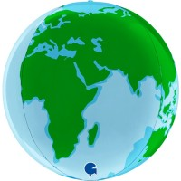 Globe Earth 15inc 4D - Single Pack