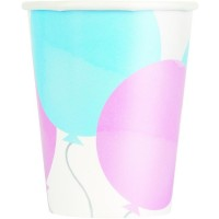 Gender Reveal Party 9oz Cups 8ct