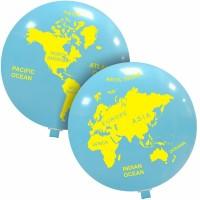 "Globe 35"" Superior Latex Balloon"