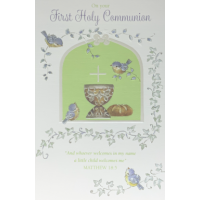 On Your First Holy Communion - Pack Of 12