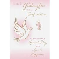 Confirmation Goddaughter Pack of 12