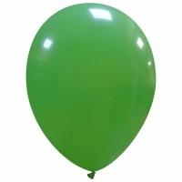 "Green 7"" Latex Balloons 100Ct"