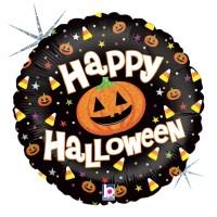 "Halloween Fun Holographic 18"" Foil Balloon"
