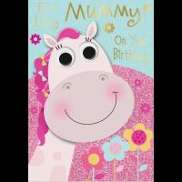 Happy Birthday - Mummy - Pack Of 12