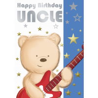 Happy Birthday - Uncle - Pack Of 12