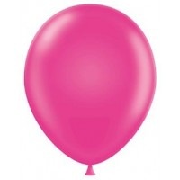 "12"" Hot Pink Latex Balloons 100ct"