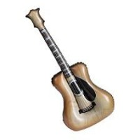 Inflatable Acoustic Guitar - 38""