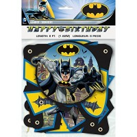 Batman  Large Jointed Banner 1ct
